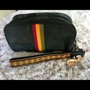 L.A.M.B. LeSportsac mini bag/ wristlet